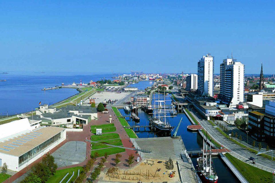 bremerhaven es uno de los pueblos costeros más bonitos de Alemania