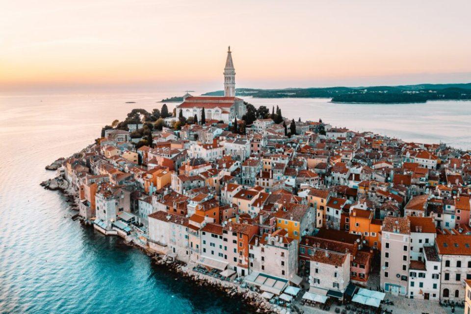 Rovinj, uno de los pueblos costeros más bonitos de Croacia