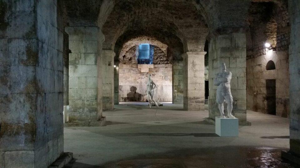Juego de Tronos se grabó parcialmente en el palacio romano diocleciano