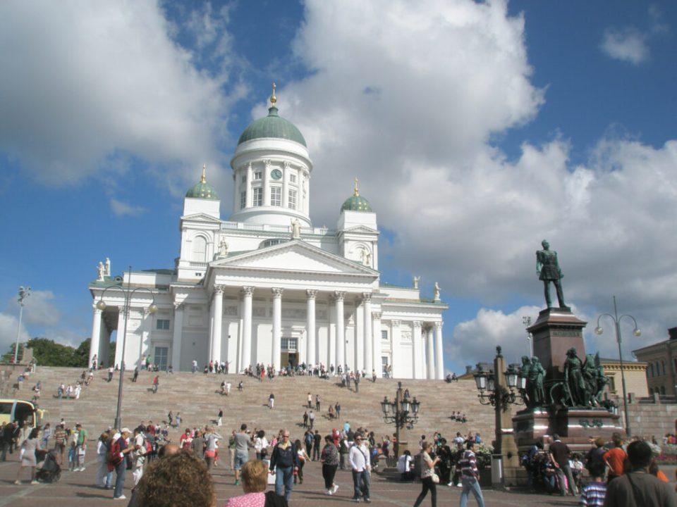 Plaza del Senado y Catedral