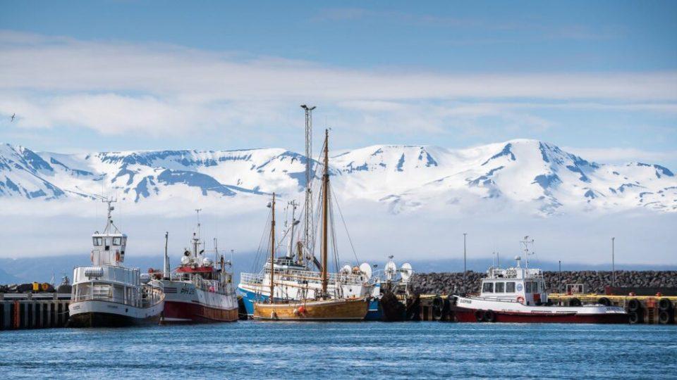 hunavatnshreppur, en Islandia