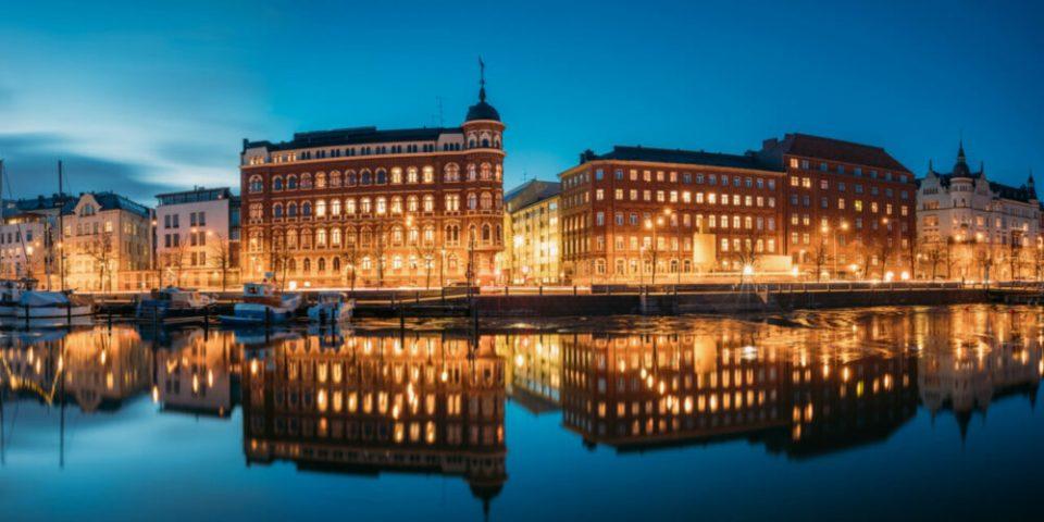 Pueblos costeros más bonitos de finlandia