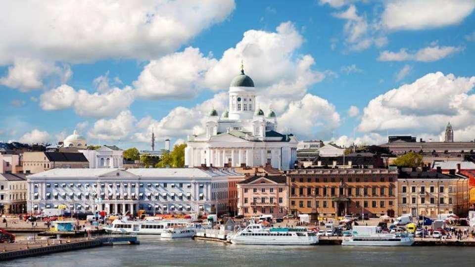 Helsinki - viaje a Finlandia