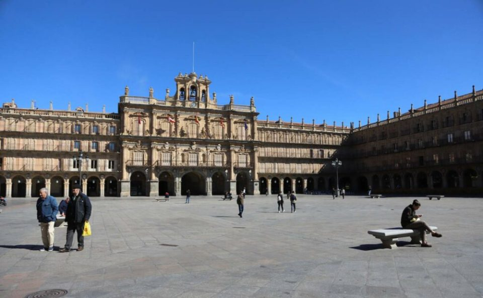 Salamanca durante el coronavirus