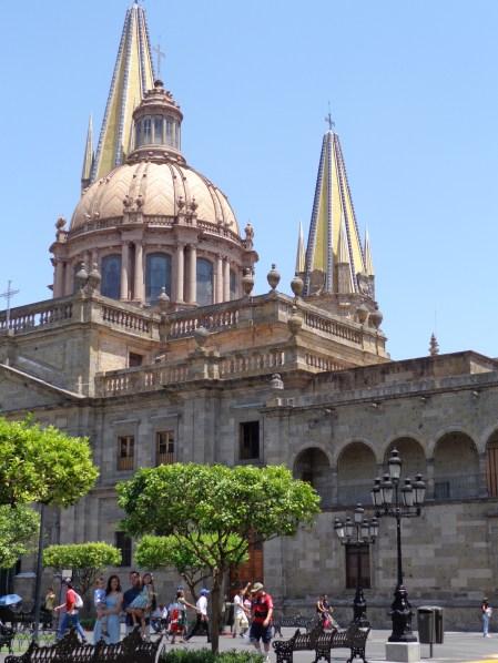 Guadalajara's Cathedral   Catedral de Guadalajara Jalisco, México