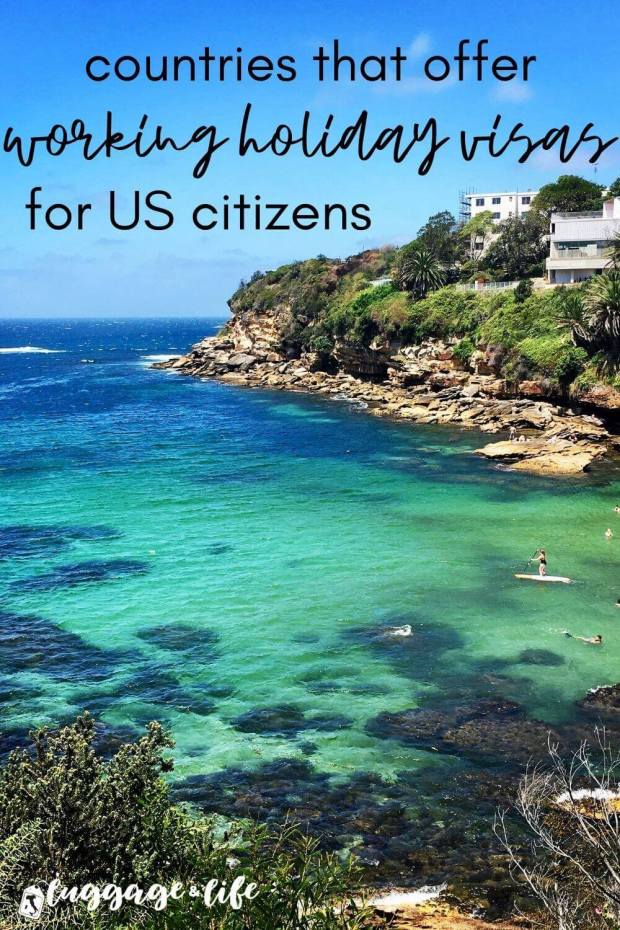 Countries That Offer Working Holiday Visas For Americans Luggage And Life
