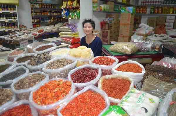 street food China