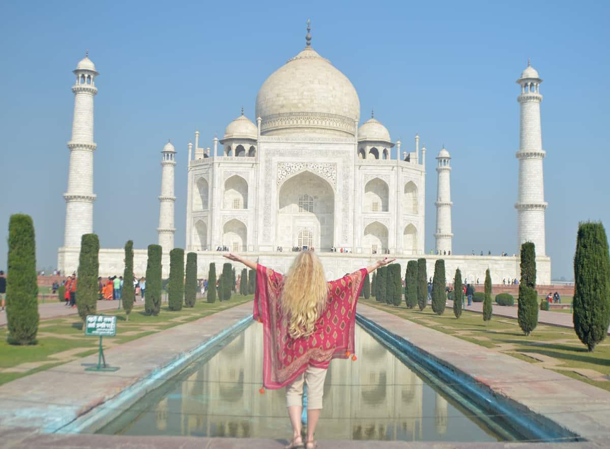 Taj Mahal Taj Mahal Indiau0027s Most Luxurious