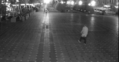 Lugoj Expres Un lugojean în fundul gol a făcut scandal în centrul Timișoarei Timișoara scandal lugojean fundul gol