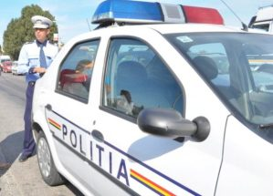 Lugoj Expres politia accident 1