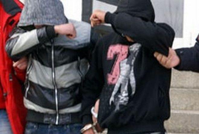 Lugoj Expres Doi tineri au furat scule electrice și o schelă  dintr-o societate comercială tineri reținuți scule electrice schelă prejudiciu Polițiști Lugoj infracțiune hoti furt arest