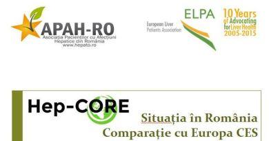 Lugoj Expres 10% din pacienţii cu hepatită C din Europa sunt români! plan strategic pacienți hepatită Hep-CORE dezbatere Asociaţia Pacienţilor cu Afecţiuni Hepatice din România Asociaţia Europeană a Pacienţilor cu Afecţiuni Hepatice APAH-RO