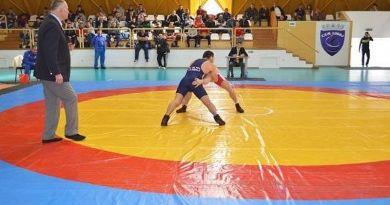 Lugoj Expres 11 luptători lugojeni la Campionatul Național Individual de Seniori, de la Reșița Reșița lupte libere lupte feminine luptătorii lugojeni greco-romane CSM Lugoj Campionatul Național Individual de Seniori
