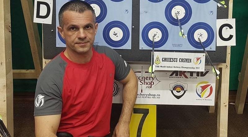 Lugoj Expres Succes lugojean la Cupa Mondială de tir cu arcul. Cosmin Gruiescu - medaliat cu argint vicecampion tir cu arcul cupa modială Cosmin Gruiescu Archery Lugoj