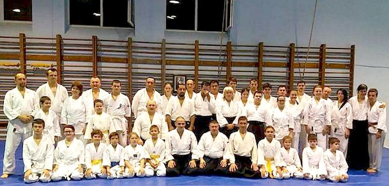 Lugoj Expres Wago-Kan Lugoj, 20 de ani de aikido Wago-Kan Lugoj seminar național arte marțiale aniversare aikido