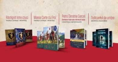 Lugoj Expres Magia istoriei, la Universitatea Europeană Drăgan Universitatea Europeană Drăgan Lugoj lansare de carte FOA -Fusion of Arts eveniment editorial