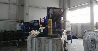 Lugoj Expres La Ghizela s-a mai construit o subcelulă pentru depozitarea gunoiului Retim recepție gunoi Ghizela deponeu ecologic deponeu Consiliul Județean Timiș Călin Dobra