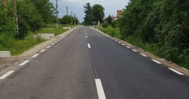Lugoj Expres Drumul județean care face legătura între Hitiaș și Bacova a fost modernizat Programul Operațional Regional modernizare investiție Hitiaș finanțare europeana finanțare drum DJ 592D Consiliul Județean Timiș Bacova asfaltare