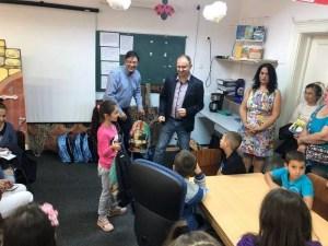 Lugoj Expres Rotary Lugoj ghiozdanul pentru scoala 3