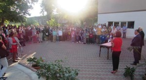 Lugoj Expres festivitate deschidere an scolar 1