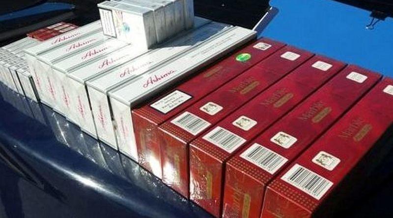 Lugoj Expres Combaterea comerțului cu țigări de contrabandă, în Lugoj țigări netimbrate țigări produse Lugoj jandarmi contrabandă comerț ilicit