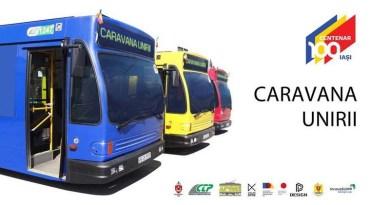 Lugoj Expres Caravana Unirii poposește la Lugoj unire România Republica Moldova Marșul Centenar Iași expoziție consilierii independenți proiect centenarul Marii Uniri Caravana Unirii caravana