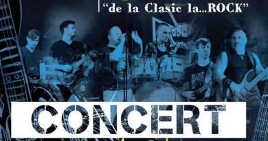 Lugoj Expres Live in the City, ediția a IV-a spectacol rock Mist Lugoj Live in the City eveniment muzical concert chitară clasică Adrian Sidoreanu