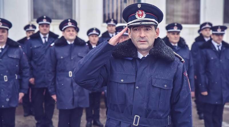 Lugoj Expres Stația de Pompieri Făget are un nou comandant Stația de POmpieri Făget pompieri ISU Timiș Făget comandant