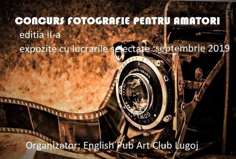 Lugoj Expres Concurs de fotografie pentru amatori, la English Pub Art Club vernisaj Lugoj fotografie expoziție English Pub Art Club concurs amatori