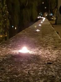 Lugoj Expres Candele aprinse, la Lugoj, la patru ani de la tragedia din clubul Colectiv victime tragedie Lugoj incendiu comemorare Colectiv clubul Colectiv candele