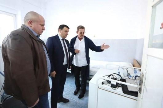 Lugoj Expres Aparatură medicală, în valoare de 250.000 de lei, pentru Spitalul din Făget spitalul Făget spital sănătate program minimis Făget echipamente medicale dotare Consiliul Județean Timiș aparatură medicală