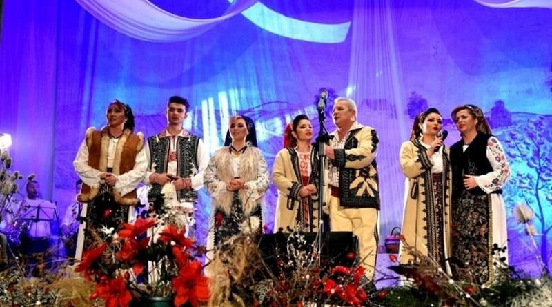 Lugoj Expres Spectacol folcloric extraordinar, la Buziaș stațiune spectacol muzică populară Moș Nicolae la gazda de omenie folclor Buziaș