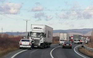 Lugoj Expres accident DN6 2