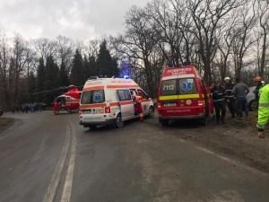 Lugoj Expres accident cosevita 2