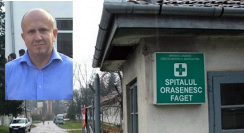 Lugoj Expres Primăria și firmele din Făget ajută Spitalul din Orașul Castanilor sprijin spitalul Făget spital proiect Primăria Făget Marcel Avram firme finanțare Făget asistență medicală