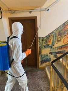 Lugoj Expres dezinfectie 4