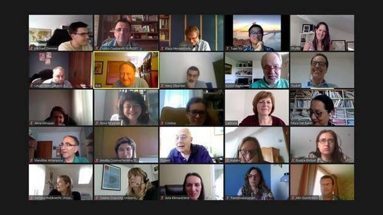Lugoj Expres Stagii de pregătire practică internațională, în proiectele Universității de Vest din Timișoara, pentru studenții din domeniul Contabilitate Universitatea de Vest Timișoara studenți proiect profesia contabbilă pregătire economia digitală contabilitate cadre didactice