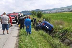 Lugoj Expres accident centura Lugoj 2