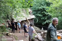 Lugoj Expres Un nou traseu turistic în Banatul de Munte. Au fost reabilitate patru mori de apă de pe traseu traseu turistic Susține un ONG Salvăm Morile de Apă reabilitare proiect patrimoniul mulinologic mori de apă Gârnic Fundația Orange Caraș-Severin Banatul de Munte Acasă în Banat