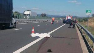Lugoj Expres accident A1 3