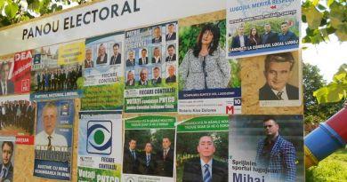 Lugoj Expres Au fost stabilite locurile speciale pentru afișaj electoral Tapia Măguri Lugoj locuri de afișaj alegeri locale 2020 alegeri locale alegeri afișaj electoral