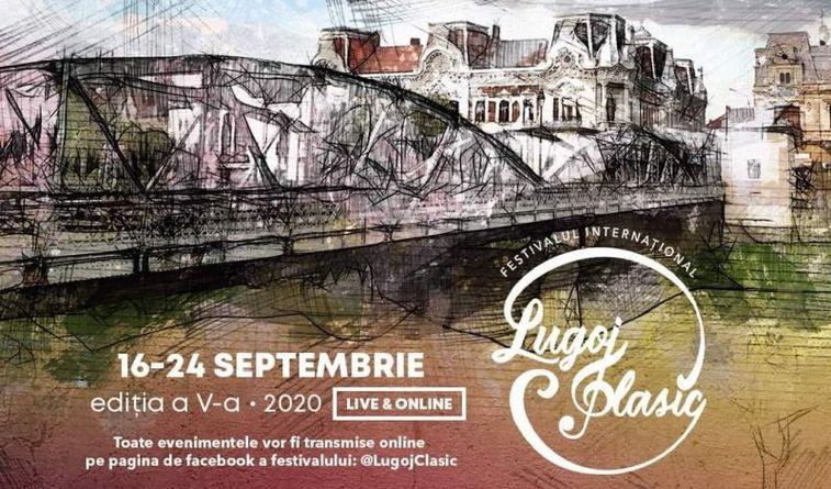 Lugoj Expres Festivalul Internațional Lugoj Clasic, ediția a V-a, cu evenimente live și transmisii online recital program Lugoj Clasic FILC Festivalul Internațional Lugoj Clasic festival expoziție eveniment Aura Twarowska