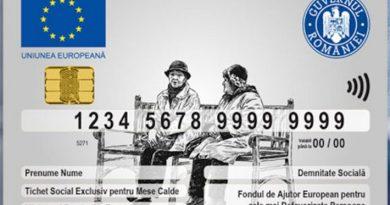 Lugoj Expres Tichete sociale pe suport electronic pentru persoanele cele mai defavorizate tichete sociale persoane defavorizate Lugoj mese calde DASC Lugoj card ajutorarea persoanelor defavorizate
