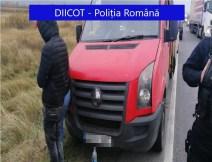Lugoj Expres DIICOT a destructurat o grupare de trafic de migranți trafic de migranți trafic Timiș percheziții migranți Mehedinți Jena Ilfov Hunedoara grupare grup infracțional flagrant DIICOT Arad