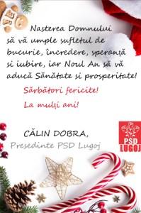 Lugoj Expres felicitare psd 2