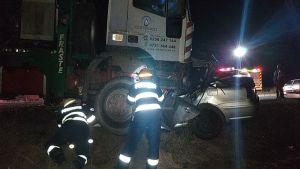 Lugoj Expres accident DN 6 7
