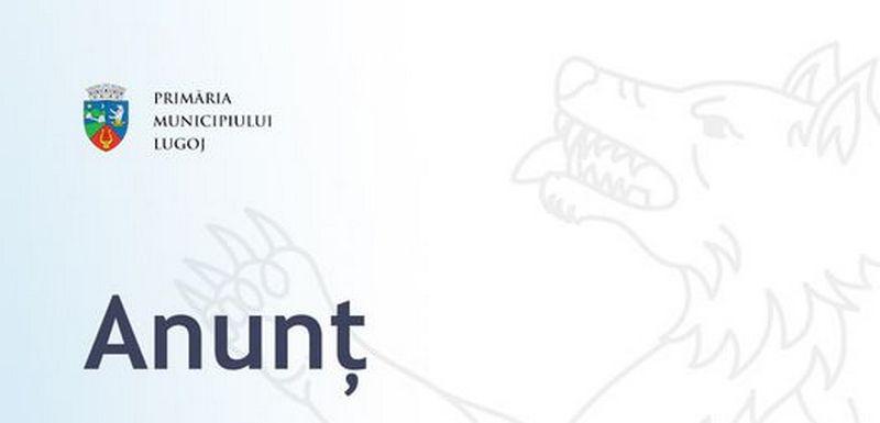Lugoj Expres Informare campanie de colectare a deșeurilor voluminoase RETIM ECOLOGIC SERVICE SA Primăria Municipiului Lugoj colectare deșeuri anunț Primăria Lugoj