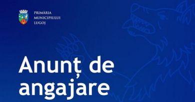 Lugoj Expres Municipiului Lugoj organizează concurs pentru: Specialist pentru Prevenire - SVSU Specialist pentru Prevenire Serviciului voluntar pentru situații de urgență Primăria Municipiului Lugoj municipiul Lugoj concurs