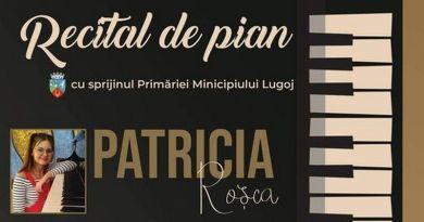 Lugoj Expres Recital de pian Patricia Roșca recital de pian pianistă Patricia Roșca