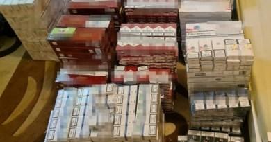 Lugoj Expres Percheziții la contrabandiștii de țigări. Nouă persoane reținute, aproape 100.000 de lei și sute de baxuri de țigări confiscate Timiș persoane reținute percheziții operațiuni speciale contrabandă activități infracționale